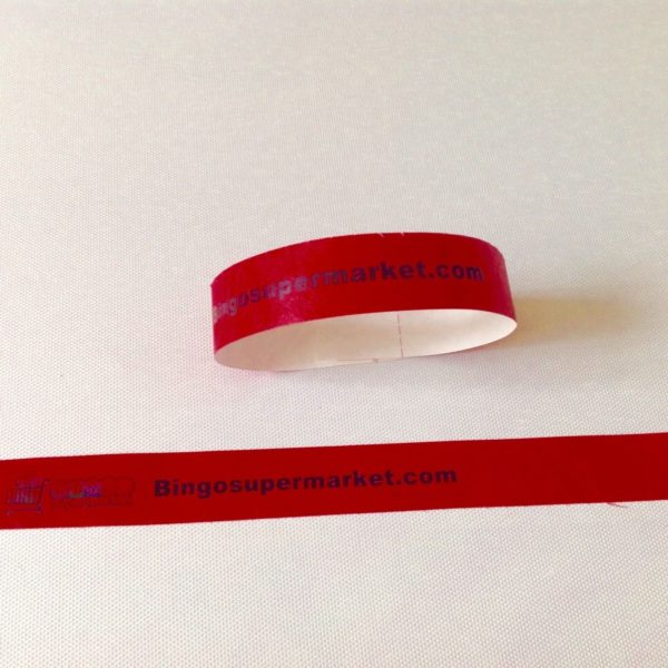 Wristbands for Events,Tyvek,Paper like,security number seal,Custom Print/Plain