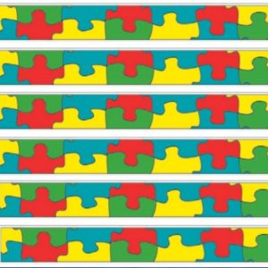 100 Jigsaw designed Tyvek wristbands, security,parties,club, event, different