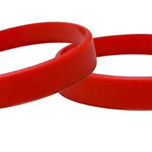 10 Silicone Wristbands